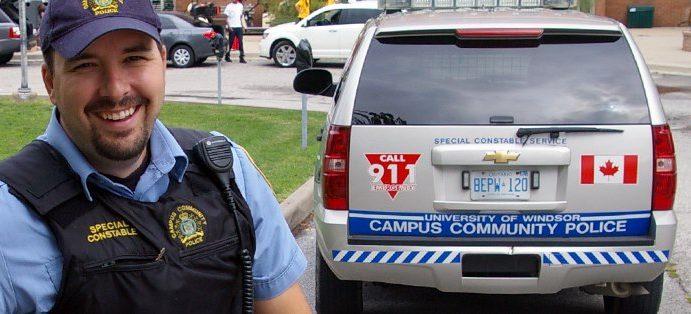 Campus Community Police