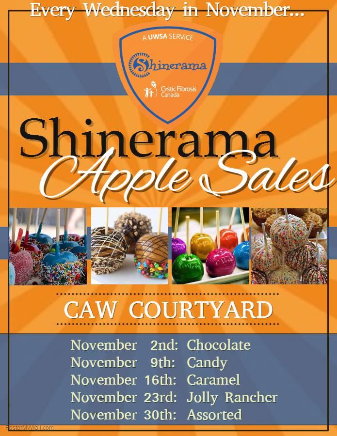 shinerama-apple-sales