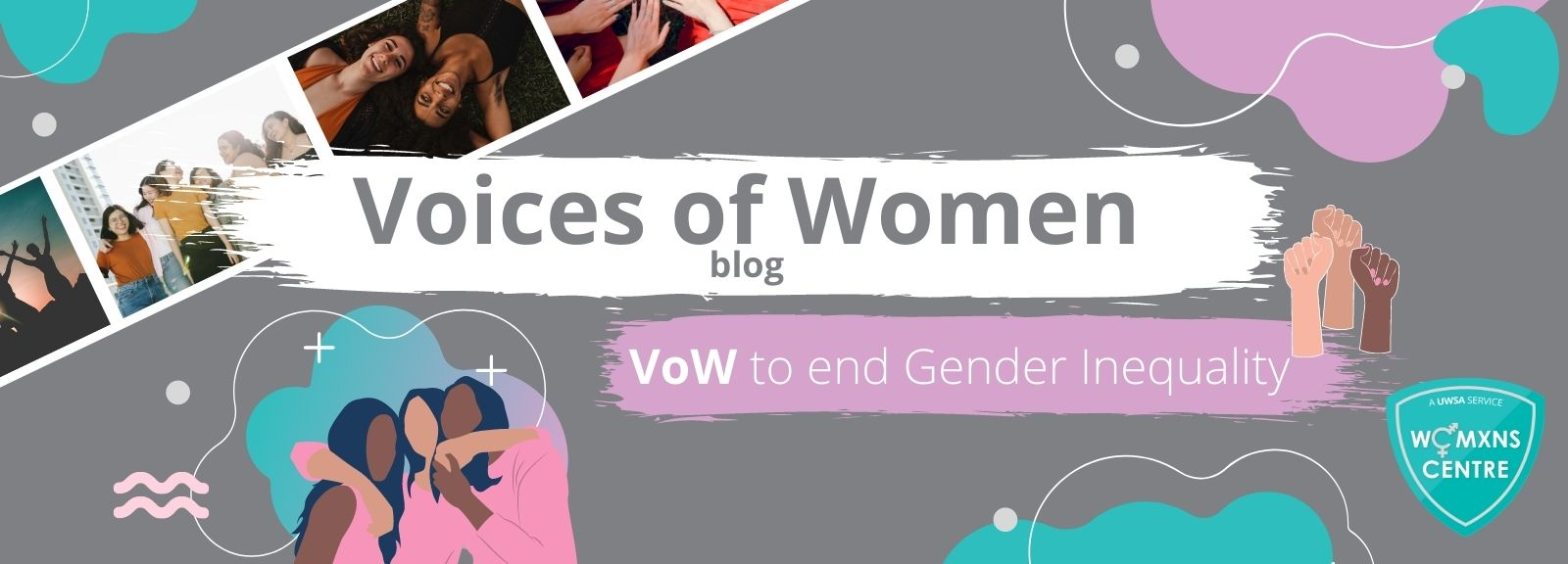 Women's Centre Blog Banner